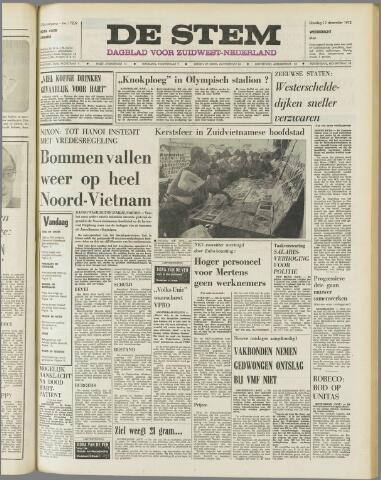 de Stem 1972-12-19