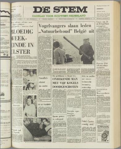 de Stem 1971-10-25
