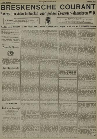 Breskensche Courant 1935-12-24