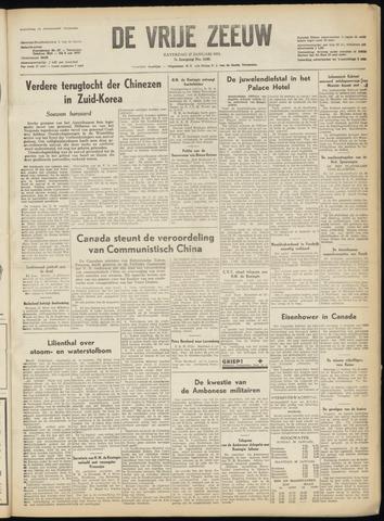 de Vrije Zeeuw 1951-01-27