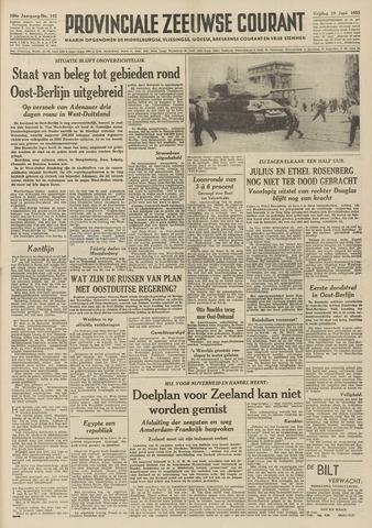 Provinciale Zeeuwse Courant 1953-06-19