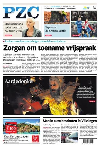 Provinciale Zeeuwse Courant 2015-10-26