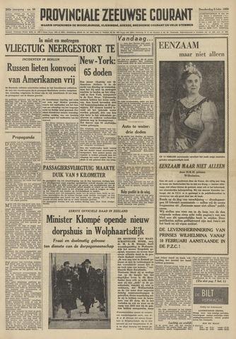 Provinciale Zeeuwse Courant 1959-02-05