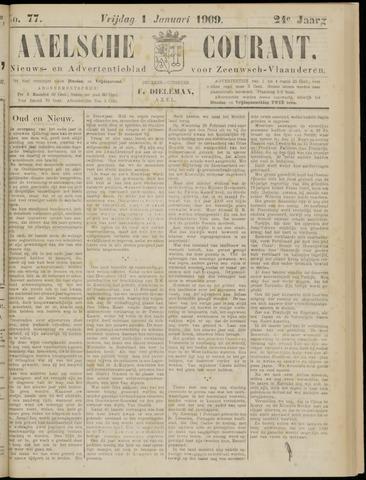 Axelsche Courant 1909