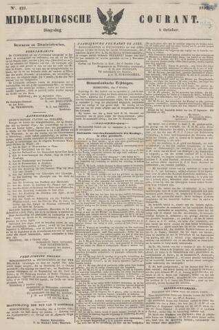 Middelburgsche Courant 1850-10-08