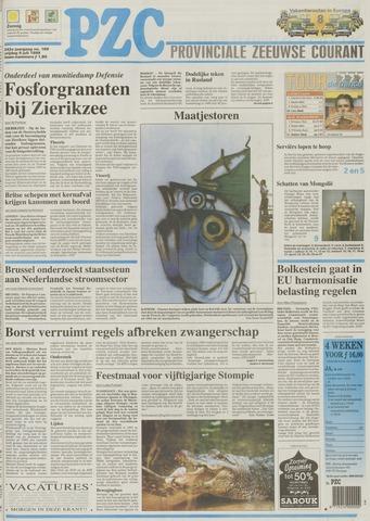 Provinciale Zeeuwse Courant 1999-07-09