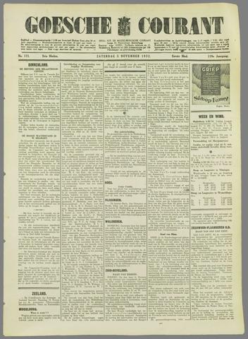 Goessche Courant 1932-11-05