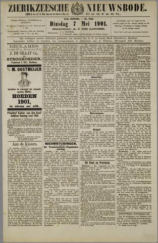 Zierikzeesche Nieuwsbode 1901-05-07