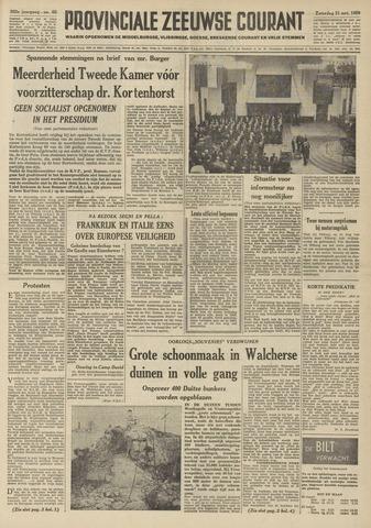 Provinciale Zeeuwse Courant 1959-03-21