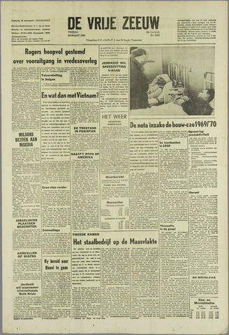 de Vrije Zeeuw 1969-03-28