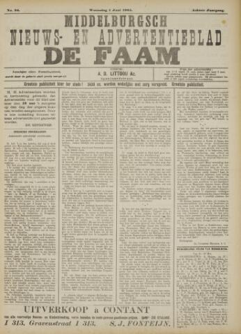 de Faam en de Faam/de Vlissinger 1904-06-01