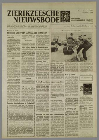 Zierikzeesche Nieuwsbode 1965-11-01