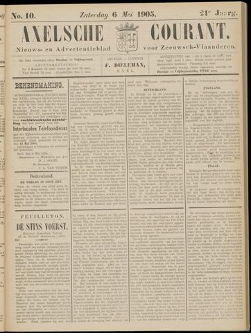 Axelsche Courant 1905-05-06