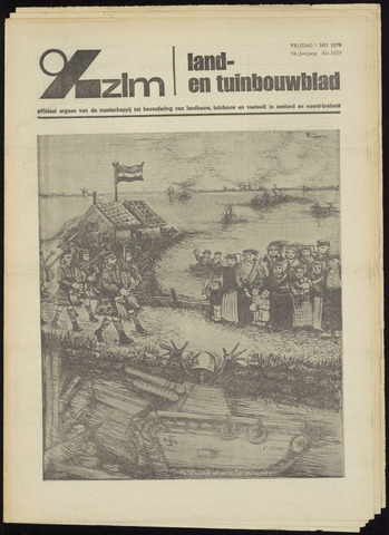 Zeeuwsch landbouwblad ... ZLM land- en tuinbouwblad 1970-04-29