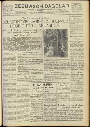 Zeeuwsch Dagblad 1954-09-22
