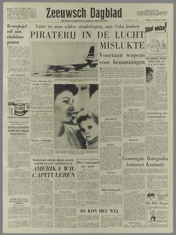 Zeeuwsch Dagblad 1961-08-04
