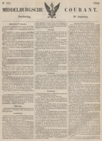 Middelburgsche Courant 1869-08-26