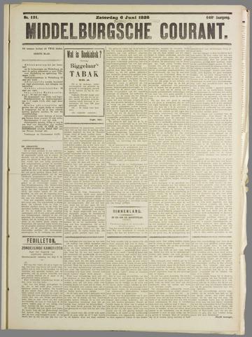 Middelburgsche Courant 1925-06-06