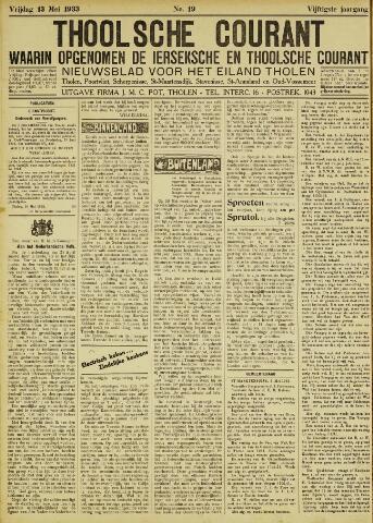 Ierseksche en Thoolsche Courant 1933-05-13