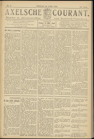 Axelsche Courant 1941-04-22