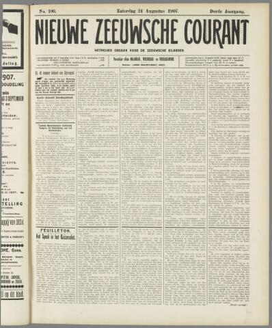 Nieuwe Zeeuwsche Courant 1907-08-24