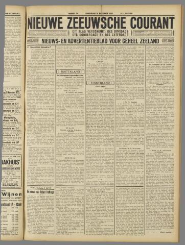 Nieuwe Zeeuwsche Courant 1933-11-16