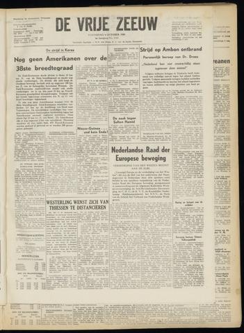 de Vrije Zeeuw 1950-10-04