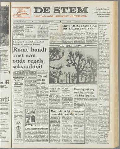 de Stem 1976-01-15