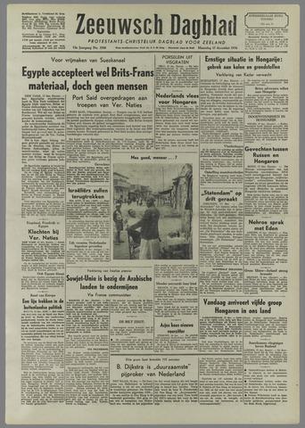 Zeeuwsch Dagblad 1956-12-17