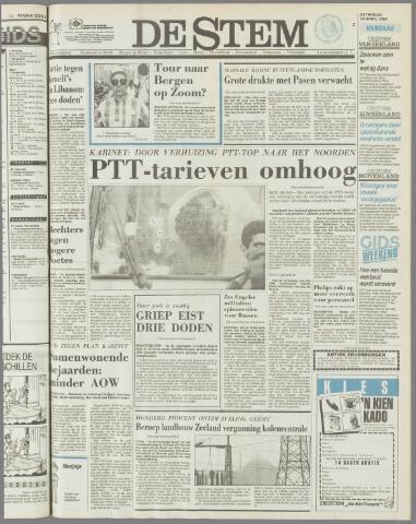 de Stem 1984-04-14