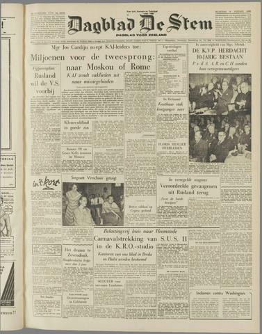 de Stem 1956-01-16