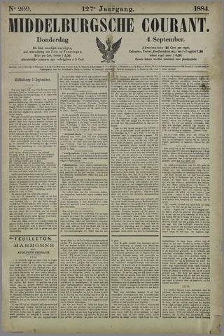Middelburgsche Courant 1884-09-04