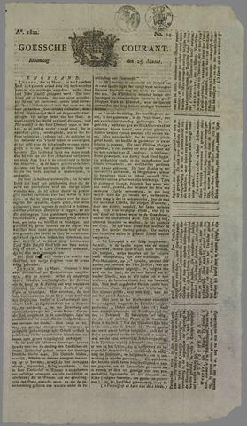 Goessche Courant 1822-03-25
