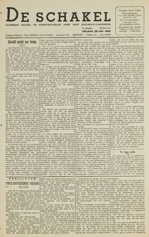 De Schakel 1949-01-28