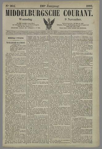 Middelburgsche Courant 1887-11-09