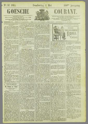Goessche Courant 1913-05-01