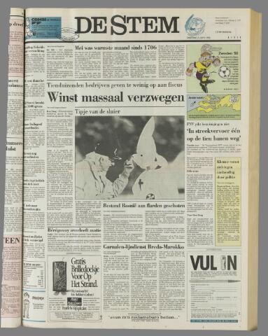 de Stem 1992-06-02