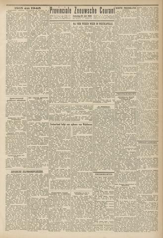 Provinciale Zeeuwse Courant 1945-07-28