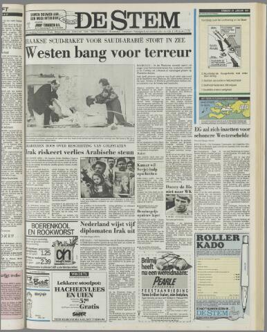 de Stem 1991-01-22