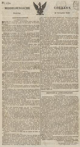 Middelburgsche Courant 1829-11-21