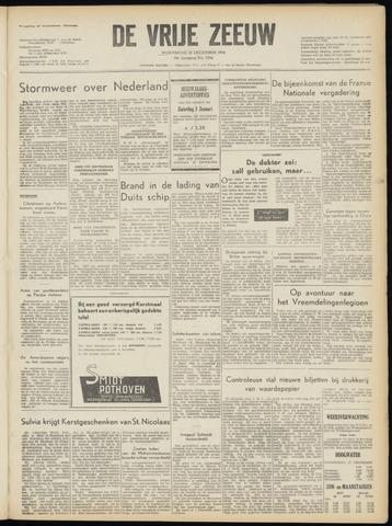 de Vrije Zeeuw 1954-12-22
