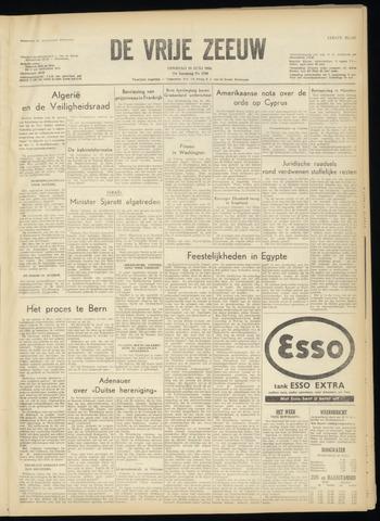 de Vrije Zeeuw 1956-06-19