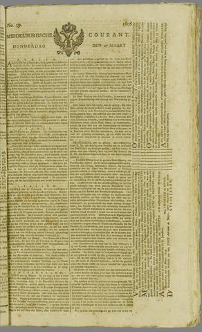 Middelburgsche Courant 1806-03-27