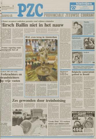 Provinciale Zeeuwse Courant 1993-06-03