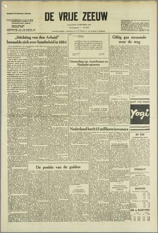 de Vrije Zeeuw 1963-10-14