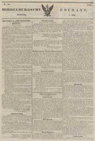 Middelburgsche Courant 1844-07-04