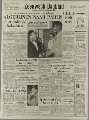 Zeeuwsch Dagblad 1960-06-21