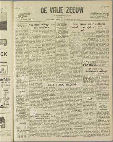 de Vrije Zeeuw 1960-01-07
