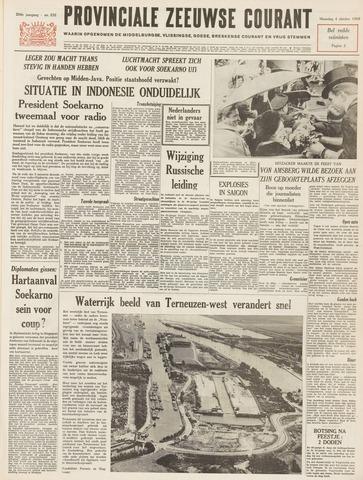 Provinciale Zeeuwse Courant 1965-10-04