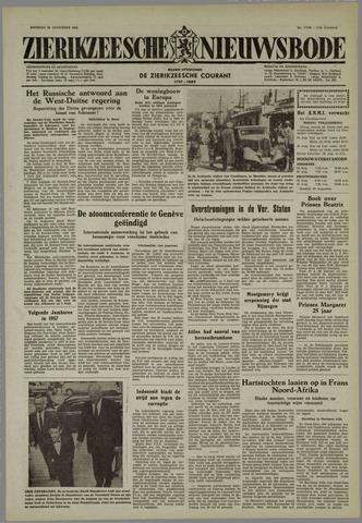 Zierikzeesche Nieuwsbode 1955-08-23